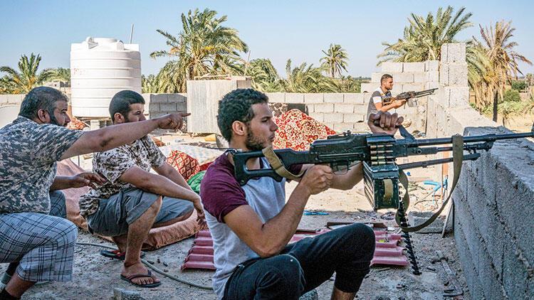 Avrupa'dan Libya'da 'ateşkes' çağrısı