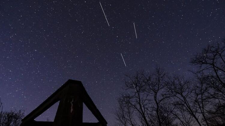 Elon Musk ekibinin uzaya gönderdiği Starlink Uyduları nedir? Starlink Uyduları Türkiye'de nerelerde görüldü?