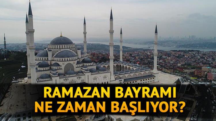 Ramazan Bayramı 2020 hangi gün başlayacak? Ramazan Bayramı ne zaman başlar?