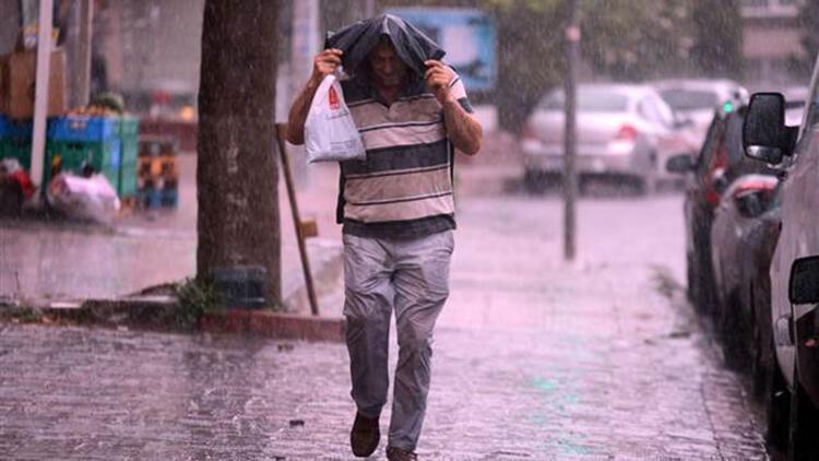 Doğu Karadeniz hafif sağanak yağışlı geçecek