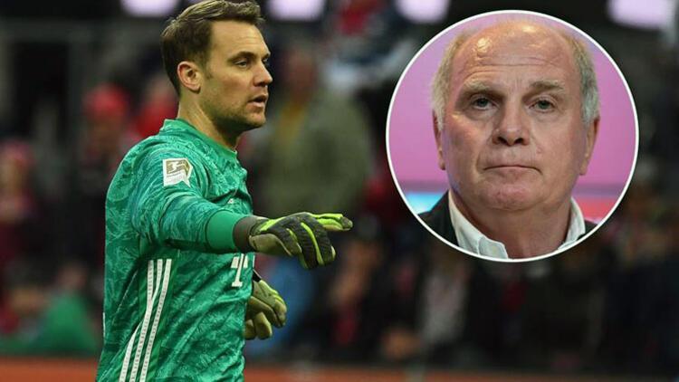 Bayern Münih'in efsane Kulüp Başkanı Uli Hoeness çağrı yaptı