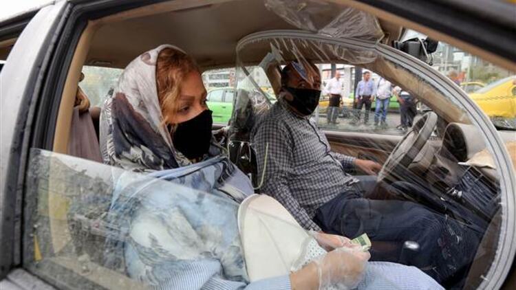 İran'da son 24 saatte Corona Virüsten 96 can kaybı