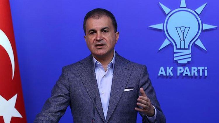 AK Parti Sözcüsü Çelik'ten Ankara Barosu'na tepki