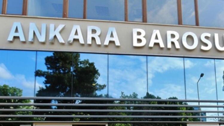 Son dakika haberler... Ankara Barosu hakkında soruşturma başlatıldı