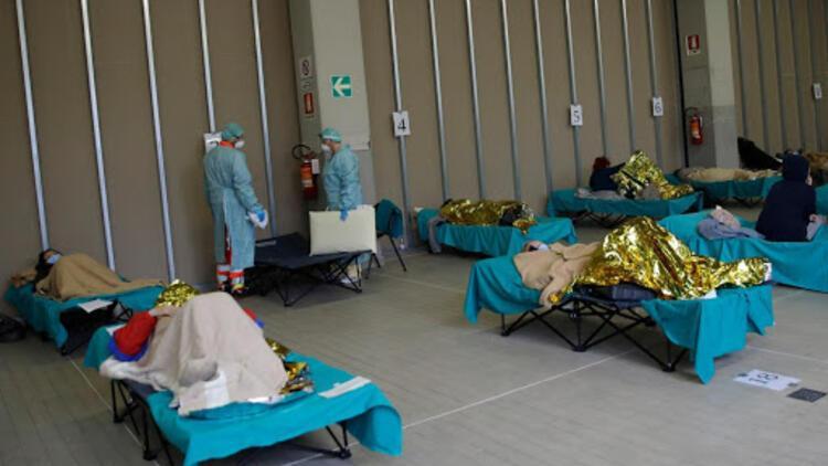 İtalya'da corona virüsten can kaybı 26 bin 977'ye yükseldi