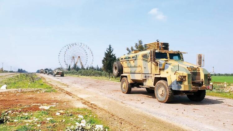 Radikaller İdlib'de Türk askerine saldırdı