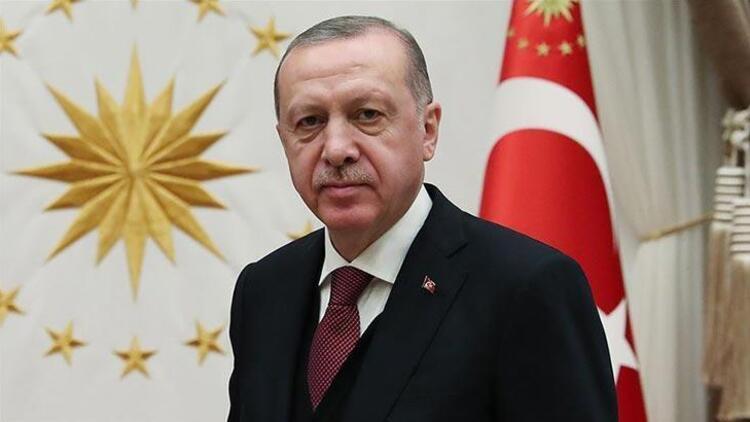 Erdoğan'dan, Türkiye'nin Kovid-19'la mücadelesine ilişkin paylaşım