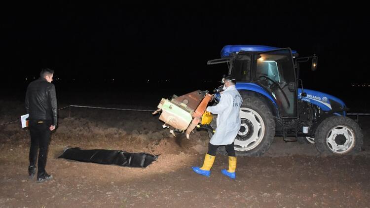 Traktörden tarım aletinin üzerine düşen 11 yaşındaki Üzeyir öldü