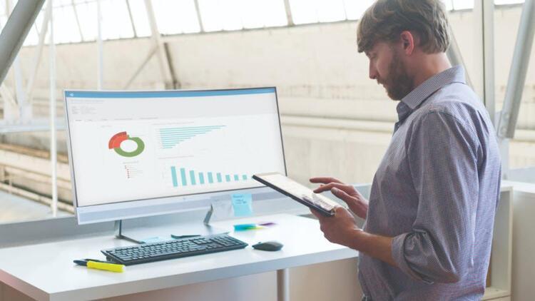 HP, kurumların ve uzaktan çalışanların verilerini nasıl koruyor?