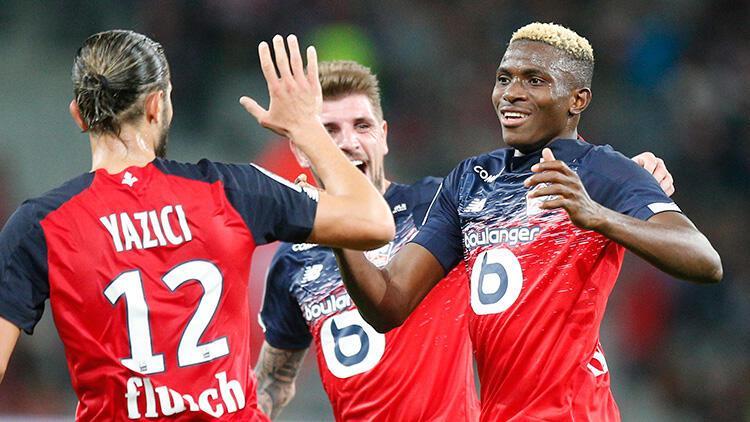 Victor Osimhen, Chelsea, Manchester United ve Liverpool'u peşine taktı
