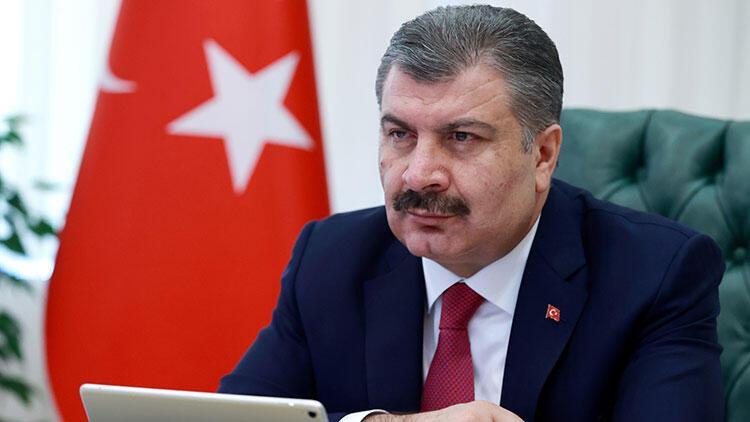Bakan Koca, Türk Konseyi Sağlık Bakanları Toplantı'nda önemli açıklamalarda bulundu