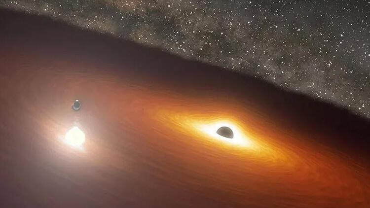 Kara deliklerin gizli detayları açığa çıktı