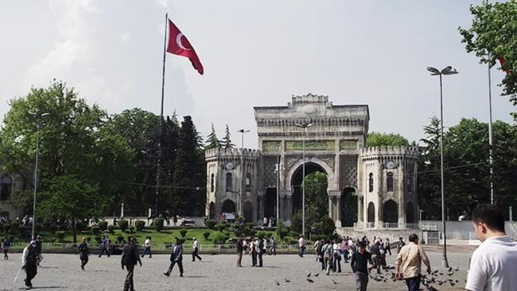 İstanbul Üniversitesi 549 başvuru ile zirvede