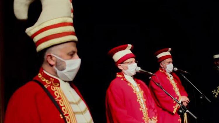 Mehteranlar, Fetih Marşı'nı koronavirüse uyarlayıp evde kal çağrısı yaptı
