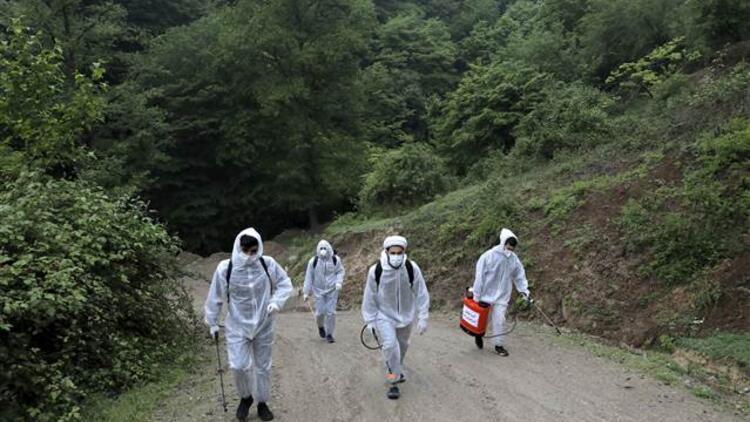 İran'da son 24 saatte Corona Virüsten 71 ölüm