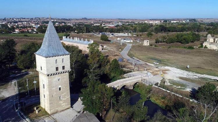 Saray-ı Cedide-i Amire'de kazılar yıl boyunca devam edecek