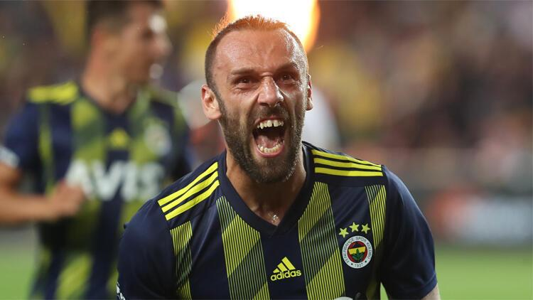 Son Dakika| Fenerbahçe'nin golcüsü Vedat Muriqi'e Napoli'den kanca!