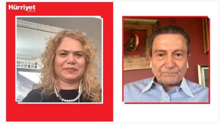 Psikolog Prof. Dr. Acar Baltaş, Nuran Çakmakçının sorularını yanıtladı