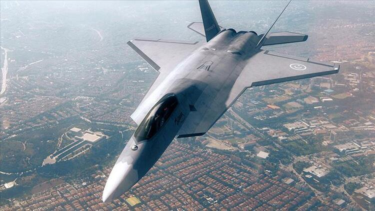 Milli savaş uçağı için önemli adım! Çalışmalar başlıyor
