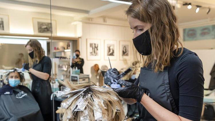 Almanya'da kuaför salonları yeniden açılıyor - Avrupa Haberleri