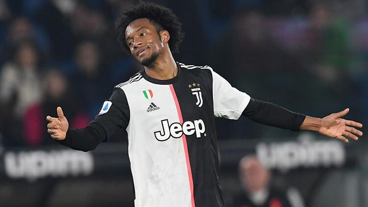 Juventuslu Cuadrado, lösemiden ölen Andrea Fortunato'yu Adrien Rabiot'a benzetti