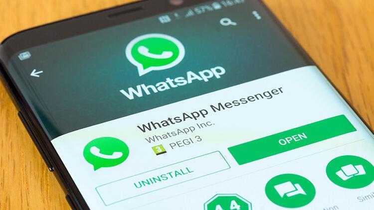 Telefonlara en çok WhatsApp indirildi