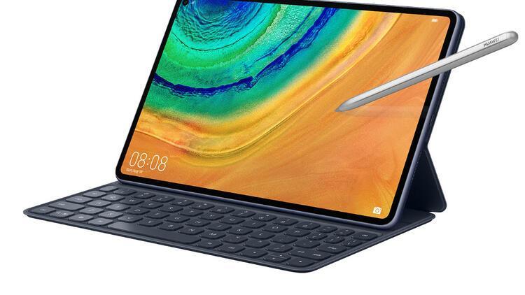 Huawei'nin yeni tableti MatePad Pro Türkiye'de satışa sunuldu