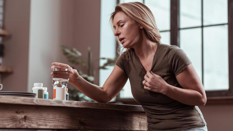 Panik atak kadınları iki kat daha fazla etkiliyor
