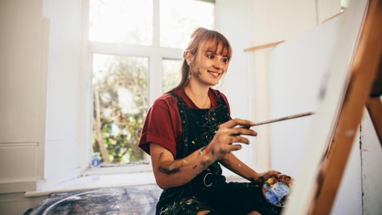 Evde keyifli zaman geçirmek için yapılacak en iyi 10 hobi