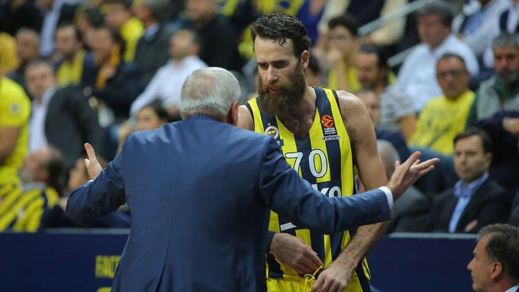 """Fenerbahçe Beko'nun yıldızı Datome: """"Türkiye ile gurur duyuyorum"""""""