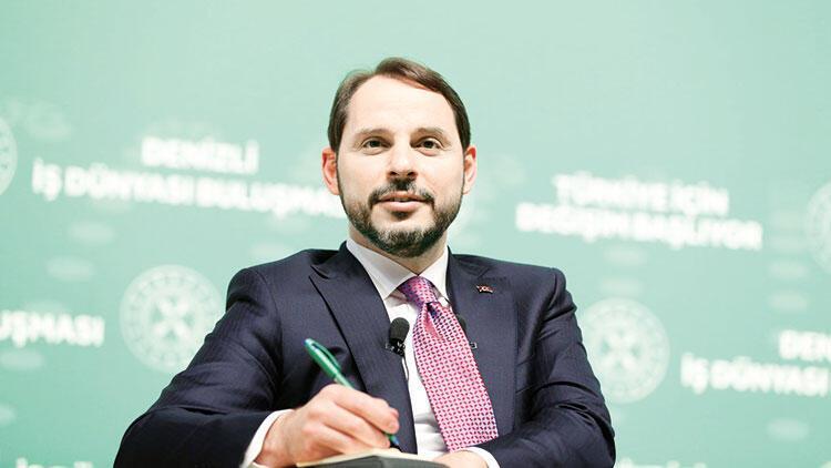 Hazine ve Maliye Bakanı Albayrak uluslararası yatırımcılarla görüştü.. ''Rezervler fazlasıyla yeterli'