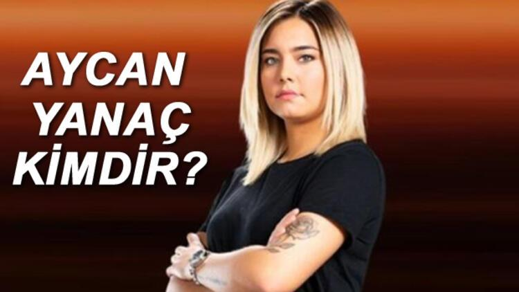Survivor ünlüler takımı yarışmacısı Aycan Yanaç kimdir, kaç yaşında? Aycan futbolcu mu?