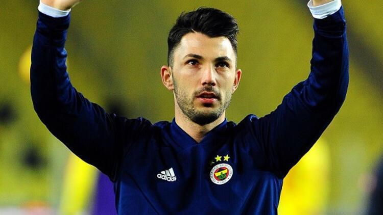 Tolgay Arslan: ''Fenerbahçe inşallah sezonu kupayla bitirecek''