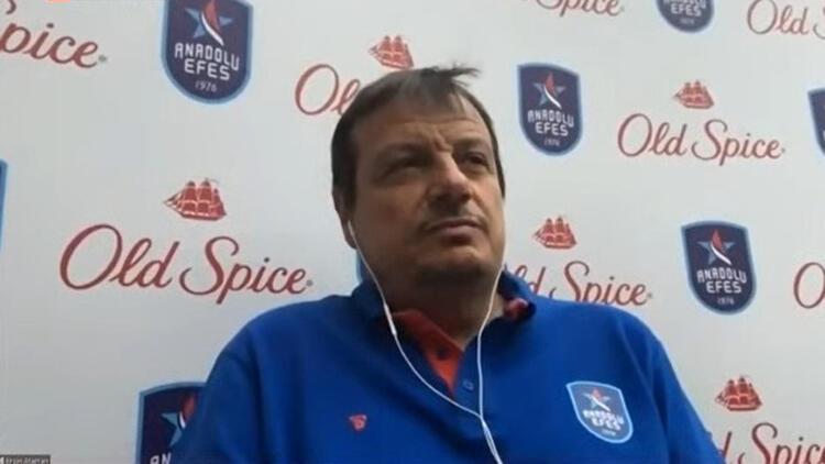 Ergin Ataman: 'THY Euroleague'de 8'li final oynanırsa...'
