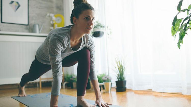 Evdeyken yararlanabileceğiniz sağlıklı yaşam için 4 uygulama