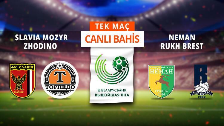 Belarus Ligi'nde günün iddaa bankoları burada! Bu sezon oynadığı 7 maçta...