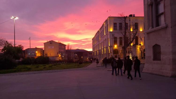 Üniversitelilerin kampüs özlemi: Özlemim gökyüzü kadar uçsuz bucaksız