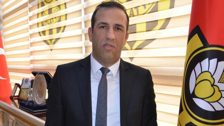 """Yeni Malatyaspor Kulübü Basın Sözcüsü Hakkı Çelikel: """"Başkanımız görevinin başındadır"""""""