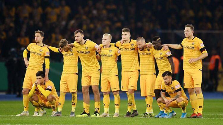 Alman ekibi Dynamo Dresden'de corona virüsü şok! 14 gün karantina...