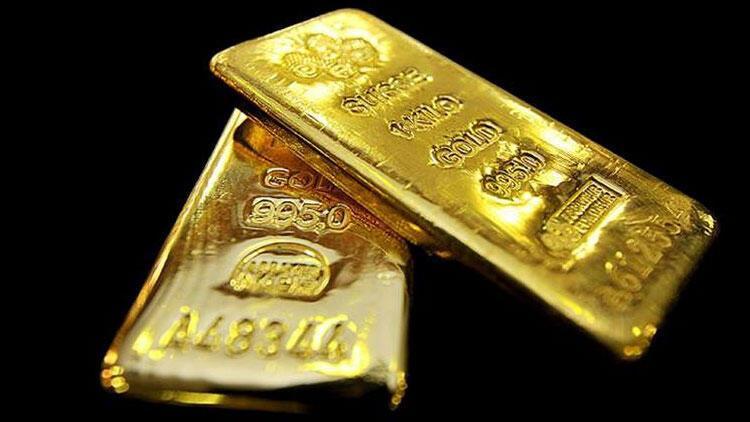 Altın bazlı yatırım fonlarındaki altın miktarı nisanda rekor kırdı