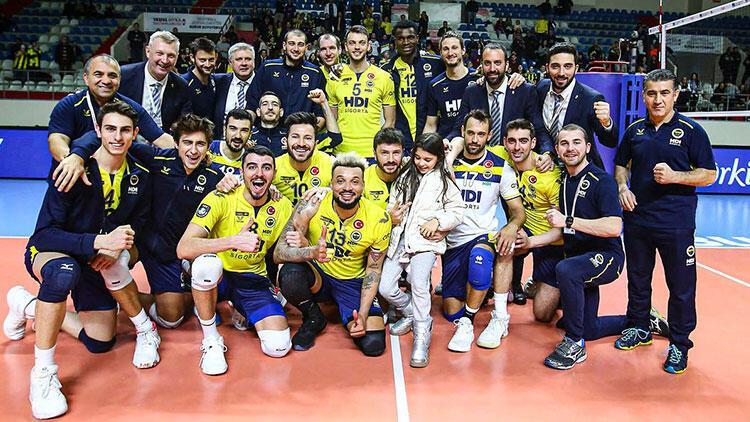 Son Dakika   Fenerbahçe HDI Sigorta: Sezonu lider tamamladık!