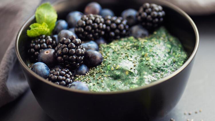 Yaşlanma karşıtı antioksidan besinlere sofranızda yer açın