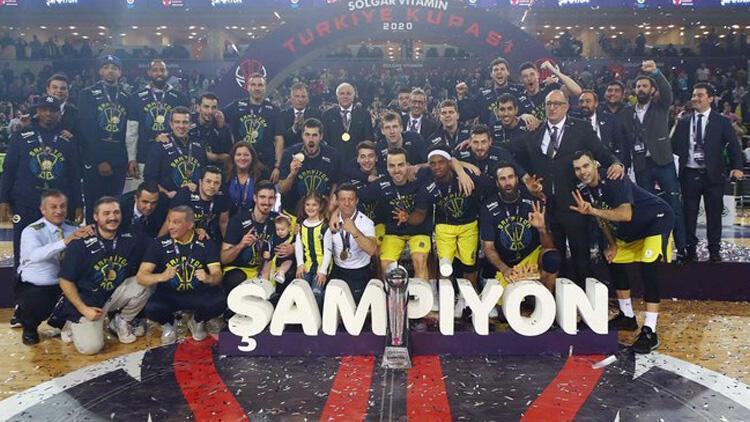 Son dakika: Fenerbahçe'den TBF ve tescil paylaşımları!