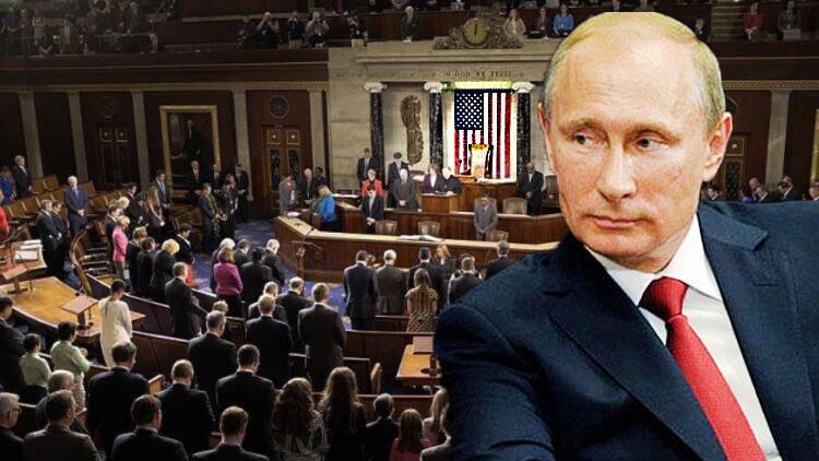 """ABD'de Kongre üyelerinden Putin yönetimine karşı """"düşünce ve basın özgürlüğü"""" tasarısı"""