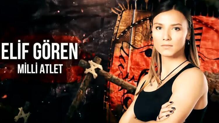 Survivor Elif kimdir, kaç yaşında, mesleği ne Survivor yarışmacısı Elif Yıldırımın biyografisi ve hayatıyla ilgili bilgiler...
