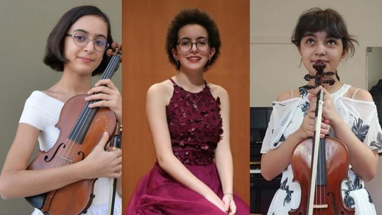 Müzik eğitimi alan öğrencilerden uluslararası başarı