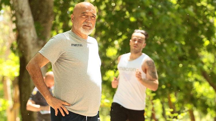 Yeni Malatyaspor'un hedefi 8 maçta 12 puan