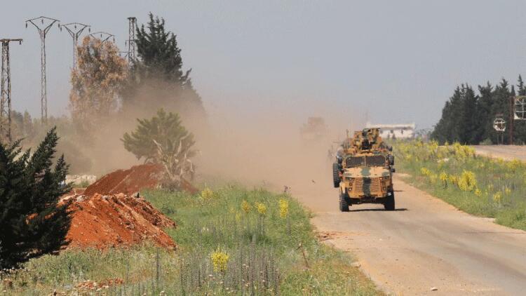 Son dakika haberler: İdlib'de 11'inci Türk-Rus Birleşik Kara Devriyesi icra edildi
