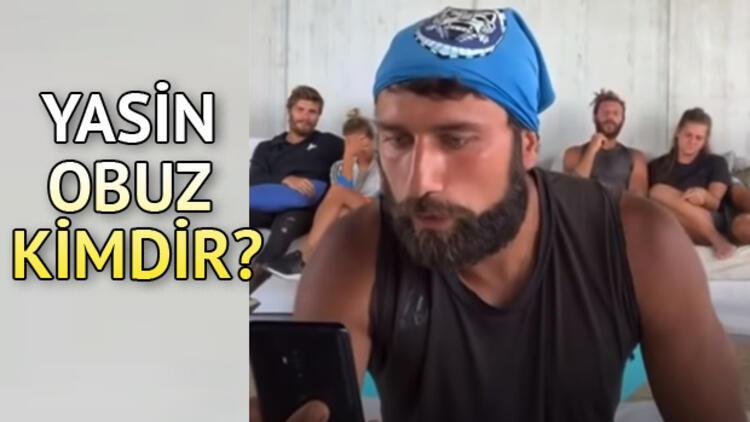 Survivor 2020 yarışmacısı Yasin Obuz kimdir, kaç yaşında, nereli?