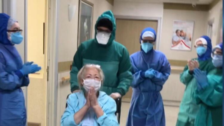 Komşusundan bulaştı: 70'lik Fatma teyze de koronavirüsü yendi